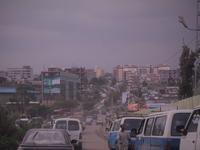 わが家のお気に入りインジェラ店 - Fine Days@Addis Ababa