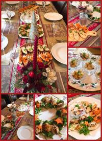 作り置き料理でクリスマスパーティー - ミトンのマクロビキッチン