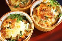 ■続・【簡単!!美味しい!!ミネストローネスープ活用リゾット】 - 「料理と趣味の部屋」