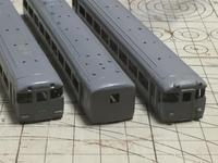 近鉄11400系の製作(Ⅱ:その1) - QANTAS時々CATHAYの旅 Nゲージ鉄道模型編(by tabi-okane)