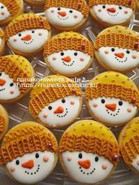 雪だるまがいっぱい! - nanako*sweets-cafe♪