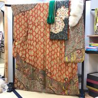 更紗の振袖 - たんす屋 立川フロム中武3階店 縁着物