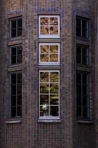 Scenery reflected in the window - jinsnap_2(weblog on a snap shot)