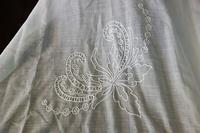コード刺繍のカーテン138 - スペイン・バルセロナ・アンティーク gyu's shop