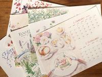 2019 Calendar - Kyoko Fukunaga Blog