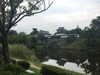 大濠公園と福岡城 - 美由紀の六角オセロ ラブ