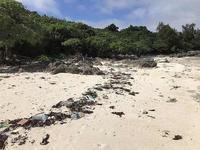 石垣島のビーチのゴミ問題? - 石垣島てぃだダイビングサービス