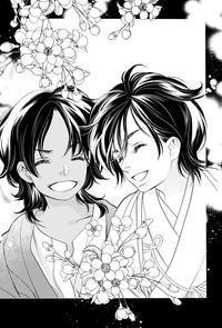 桜の花の紅茶王子第50話-1 - 山田南平Blog