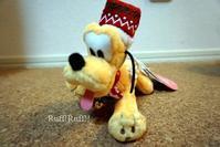 [グッズ]クリスマスイベントのプルート - Ruff!Ruff!! -Pluto☆Love-