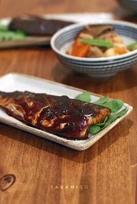 鯖の味噌煮と秋の出し忘れ - KICHI,KITCHEN 2