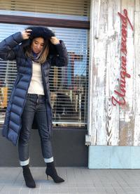 「SNOWMAN NEWYORK(スノーマンニューヨーク)」ロングダウン入荷です。 - UNIQUE SECOND BLOG