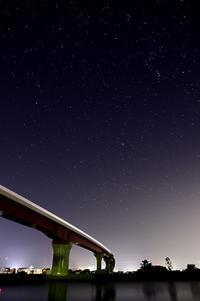 今切川のオリオン座 - ブナの写真日記