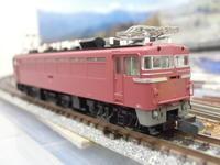 KATO EF80一次形とガリガリ君2世入廠 - 新湘南電鐵 横濱工廠3