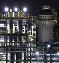 加古川・住友金属鉱山2 - 光る工場地帯-INDUSTRIAL AREA