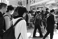 梅田界隈 - 漂いながら