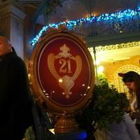 ウォルトディズニーの家@ディズニーランド(21 Royal & クラブ33)♪ - アンティークな小物たち ~My Precious Antiques~