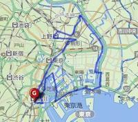 12/2(日)来週の東京ツーリング68kmコース - 山to バイクto Qoo の楽園
