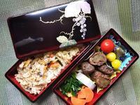 お客様からの写真お弁当箱、小鉢・お椀など - 秋田 蕗だより