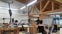 米井先生特別授業 - 国立音楽院宮城キャンパスヴァイオリン製作科・弦楽器工房のブログ