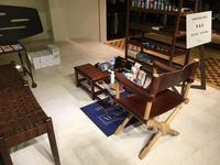 12月8・9日はバーニーズニューヨーク福岡店様シューケアプレゼンテーション - 西日本よかよか靴磨きブログ