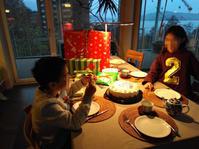 ゆーくん8歳の誕生日 - いつも焼きたて