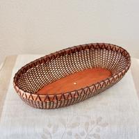 Bun Tray パンと一緒に納品♪ - handvaerker ~365 days of Nantucket Basket~