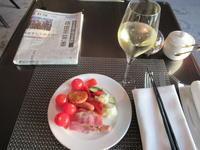 朝食、クラブフロア、リッツカールトン大阪。 - rodolfoの決戦=血栓な日々