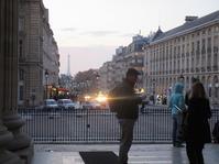 日、暮れていくパリ11月21日 - フランス Bons vivants des marais