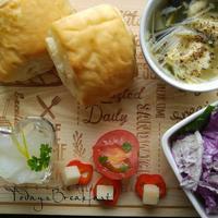 ワンボード朝ごパン - 料理研究家ブログ行長万里  日本全国 美味しい話