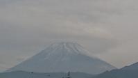 12月3日、我が家から見た富士山とおふかしです -   心満たされる生活