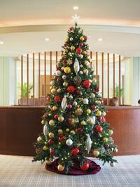 インペリアルラウンジアクア/帝国ホテルクリスマスアフタヌーンティー2018① - 365のうちそとごはん*:..。o○☆゚