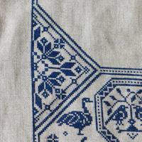 Modern Folk Embroidery SAL 12月スタート - Point de X のこと