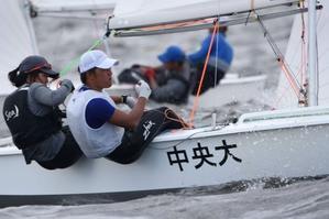 ◎4年生祝引退!⑥ 清田司 - 【 中央大学ヨット部 公式ブログ 】