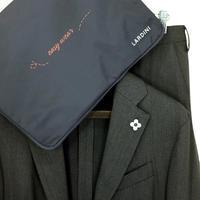 LARDINI ラルディーニ パッカブル ポリXウールストレッチスーツ を詳しく... - 下町の洋服店 krunchの日記