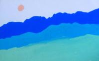 波とムラと - たなかきょおこ-旅する絵描きの絵日記/Kyoko Tanaka Illustrated Diary