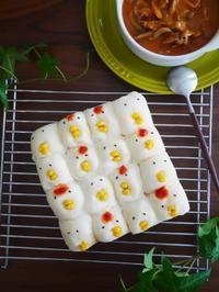 ひよことニワトリのちぎりパン♪ - This is delicious !!