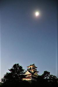 藤田八束の鉄道写真@高知城を訪ねて、山之内一豊が築いた名城高知城、高知の路面電車と高知城は素晴らしい観光資源 - 藤田八束の日記