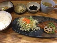 3日 サバの味噌煮定食@わたしの食卓 - 香港と黒猫とイズタマアル2