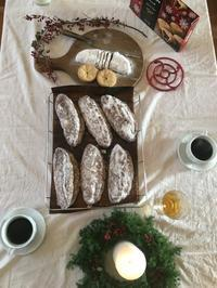 11月と12月のご案内 - 京都自宅パン教室(北区) ホシノ天然酵母・白神こだま酵母・イーストの教室とパンを囲む料理教室