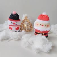 クリスマスハンドメイド★靴下サンタさん - maruwa★taroのFelt Factory
