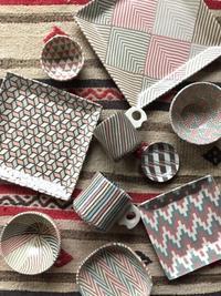 今年の展示会も残すところあと2つ - irodori窯~pattern pottery~