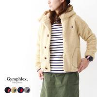 Gymphlex [ジムフレックス]W ボアパーカージャケット [J-1185PL] ポリエステル・ダウンジャケットLADY'S - refalt blog