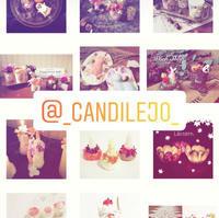 instagramアカウントが新しくなりました - Candilejo -カンディレホ通り-