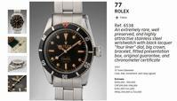 Timeless Watches & How to Wear Them New York Auction 5 December 2018から・・・ - 3Mレポート