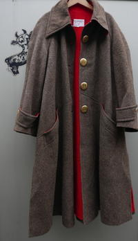 CHANEL WOOL COAT 4 - carboots