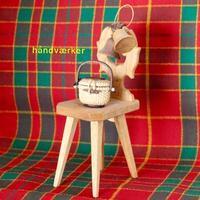 ミニオーバルとミニミニオーバルとミニミニベルでミニミニクリスマス(早口言葉?!) - handvaerker ~365 days of Nantucket Basket~