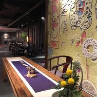 「中国国際茶文化研究会で学ぶ 泡茶法の歴史と茶藝 評茶体験研修」no.4 - お茶をどうぞ♪