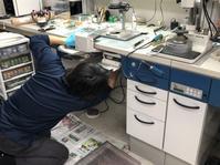 2018/12/04 故障やら修理の一年だったみたい<職人(歯科技工士)のお仕事> - 職人(歯科技工士)のお仕事-東京下町の歯科技工所のBlog-