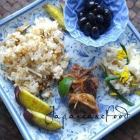 私のワンプレート朝ごはん - 料理研究家ブログ行長万里  日本全国 美味しい話