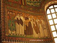 サン・ヴィターレ聖堂2@ラヴェンナ - アリスのトリップ